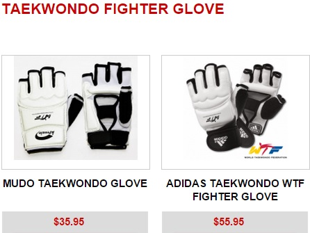 TKD Gloves