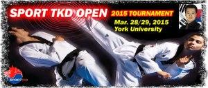 sport tkd open