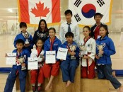 hp team poomsae group